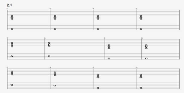 【吉他】布鲁斯/硬摇滚吉他教学连载(4)完结篇