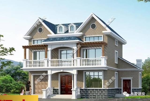 别墅 平面图 640_430图片