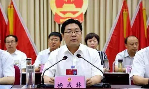 府谷县委书记:杨成林