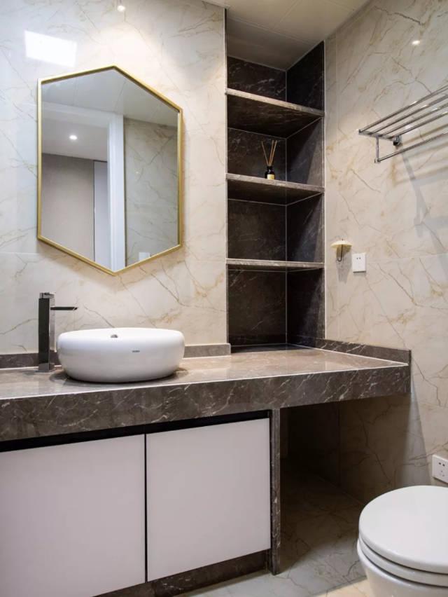 沈阳三室130平新中式风装修效果图-晋级装饰-李奇