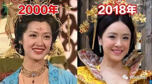年的tvb电视剧《杨贵妃》里担当女主角,也就是饰演娘娘一角杨玉环法医香港贵妃电视剧有哪些图片
