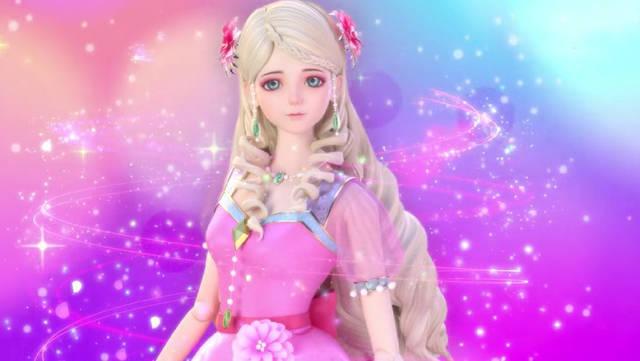 精灵梦叶罗丽:其实灵公主有两套服饰,只是很多人都只看到了一套图片