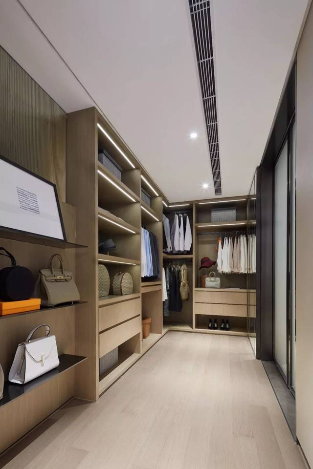 极致品位大平层设计,上海静安城央的超级豪宅!图片