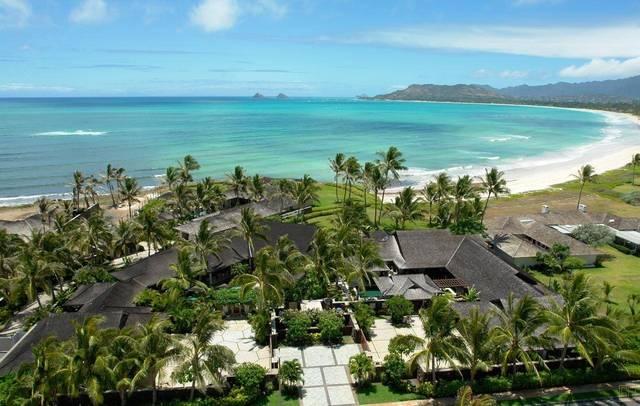 冬季白宫庄园 夏威夷著名的种植庄园,是奥巴马从2008年到2011年圣诞