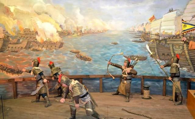 中国古代最大的一次海战,南宋王朝从此覆灭