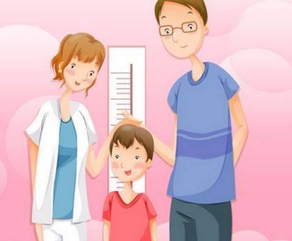 身高评价新标准——《7 岁~18 岁儿童青少年身高发育图片
