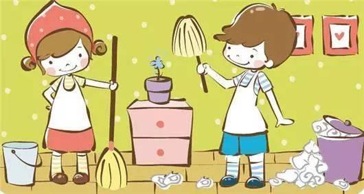 洗碗,洗衣 ,扫地将成为中小学生家庭作业,还会影响升学,评优!图片