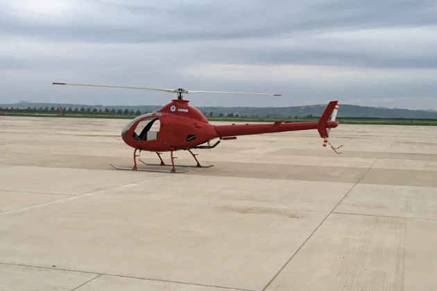 沈阳自动化所研发翔鹰-200无人机,关键部件国产化