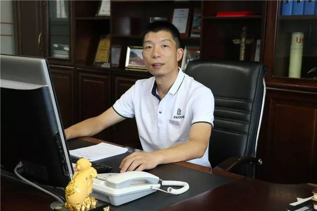 一禾科技陈小林:服务赢客户,创新创未来图片