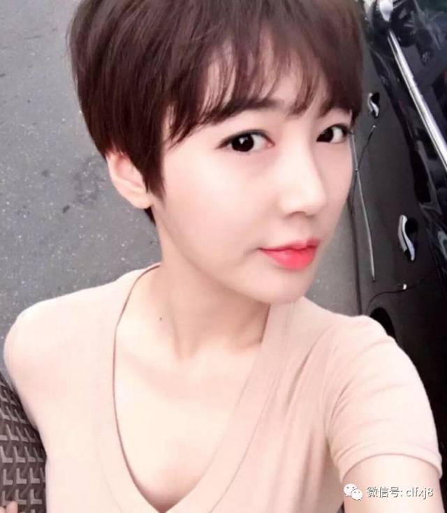 2018精选纹理帅气短发31款图片