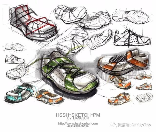 遇见设计师|工业设计手绘第一人——梁军