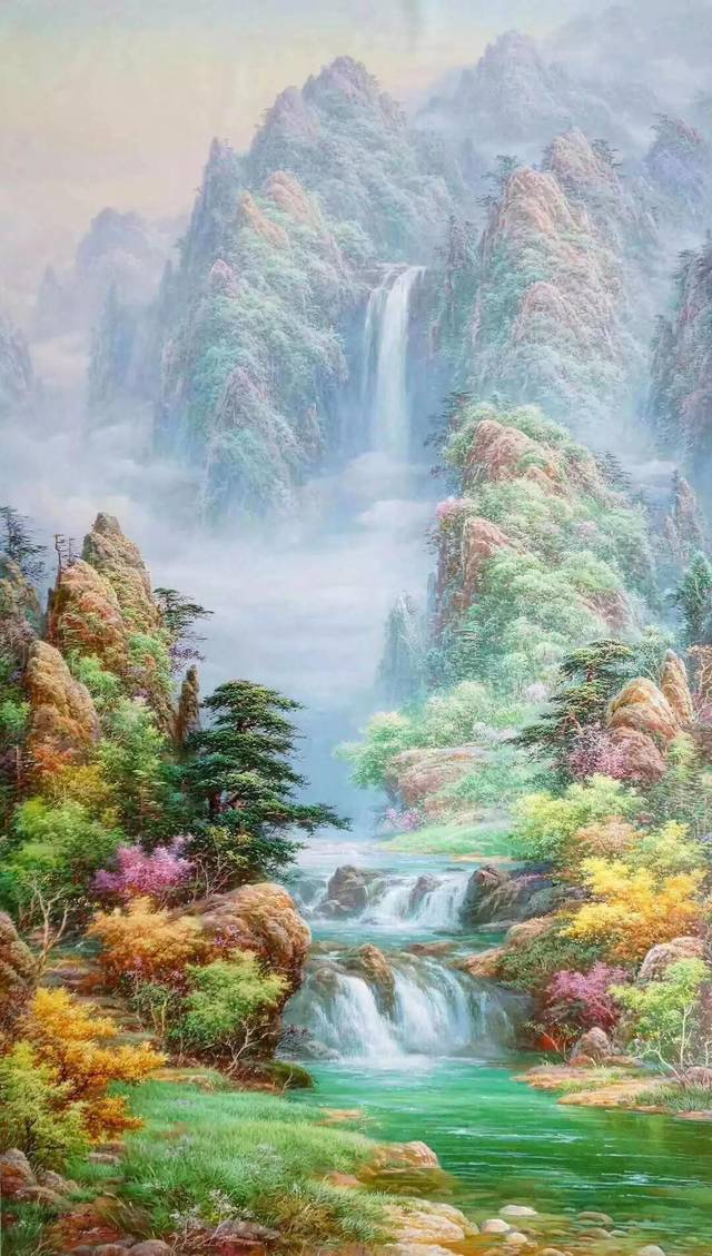 【雅云轩美文赏析】论朝鲜油画的收藏价值图片