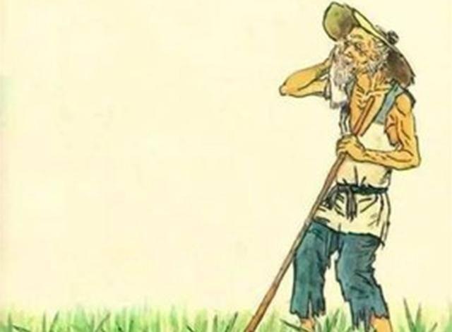 这一首悯农想必大家都熟读过甚至背过.图片