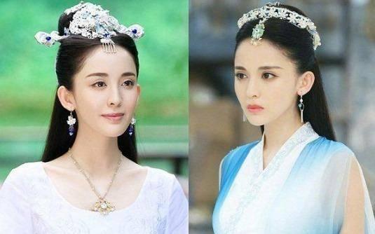 鹿晗合作过的8个古装美女,关晓彤垫底,杨幂第3,韩国女星第7!图片