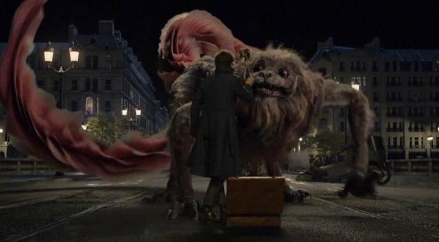 《神奇动物:格林德沃之罪》