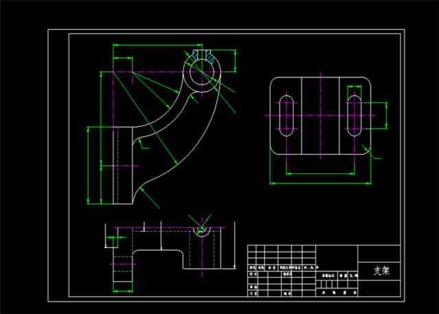 我的cad看图看结构图突然看不到图纸的结楼梯图纸间层两v图纸三怎么图片