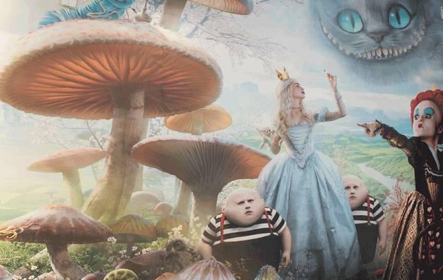 爱丽丝梦游仙境真人_佛山最接近童话的地方,有现实版\