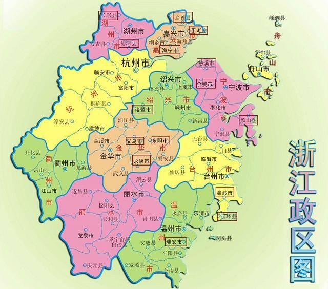 中国2017年百强县市榜单中,江苏20山东15浙江14,占据半壁江山图片
