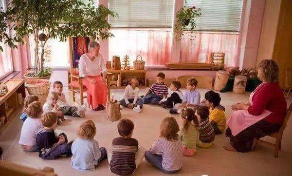 国外幼儿教育——蒙台梭利,华德福,瑞吉欧,他们优秀在图片