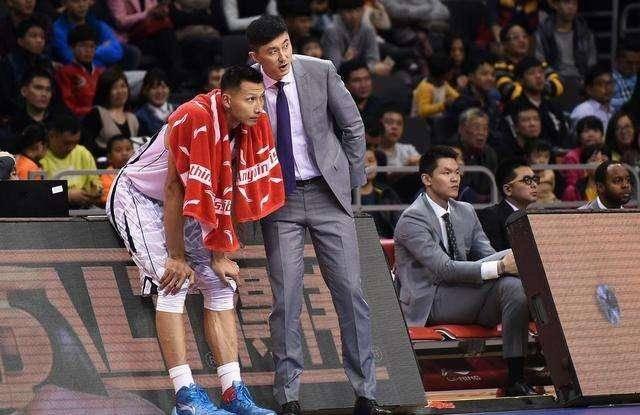 杜锋接任中国男篮一