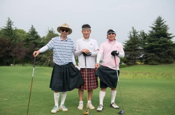 不如来场趣味的高尔夫球赛事!图片