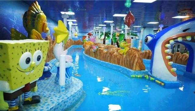 门票:60元  项目:海洋球,游戏机等  美加乐赳赳儿童游乐场  地址图片