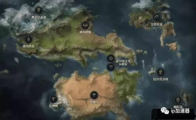 英雄联盟发行lol宇宙地图 要出mmo网游?图片