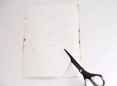 小花形状矢量图