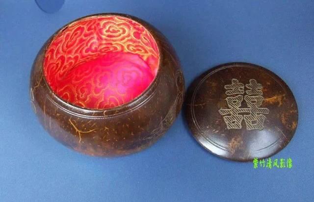 被称为天南贡品的是_椰雕:天南贡品,巧夺天工