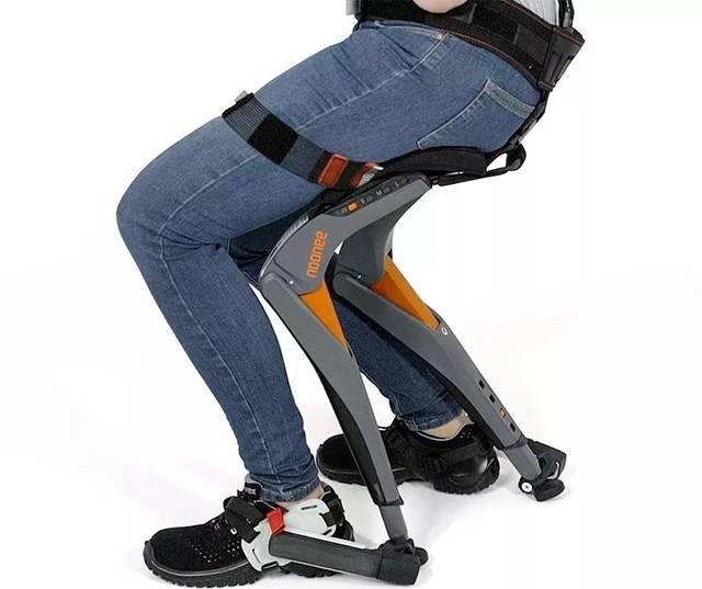 腰部骨骼固)�_外骨骼设备无论是上身还是腰部,或者是下半身都能够使用.