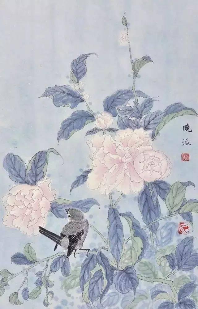 2018年7月29日 星期日 六月十七 | 宜诗意 一部中国花鸟绘画艺术史