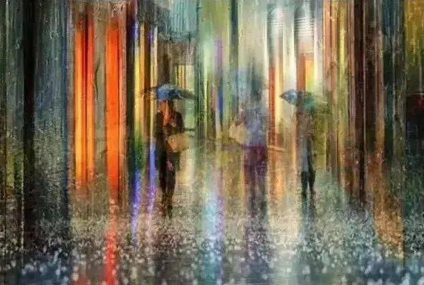 萨克斯《雨中飘荡的回忆》雨漫心间,情丝绵绵