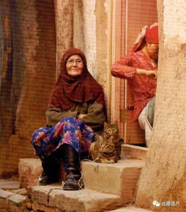 喀什 ——中国的尽头  亚洲的中心