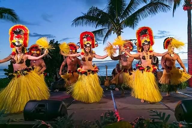 色妹播播草裙礹c._夏威夷草裙舞