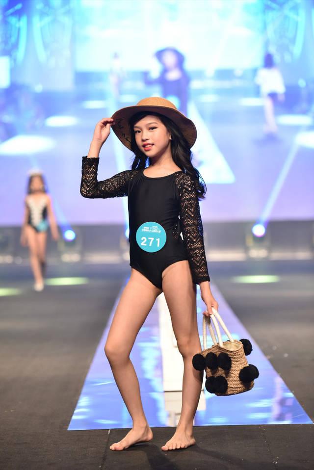 碧桂园2018新丝路中国国际少儿模特大赛 广州赛区决赛