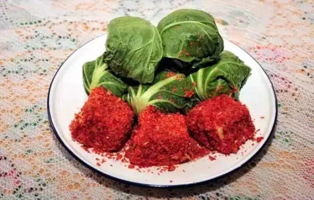 美食等混在一起逐渐美食于是便特别开来成为流传丰都县的特色花椒食一人wifi美味图片