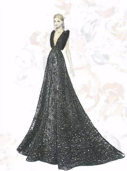 零基础婚纱手绘视频专栏课,不论你是零基础手绘爱好者,或是服装设计