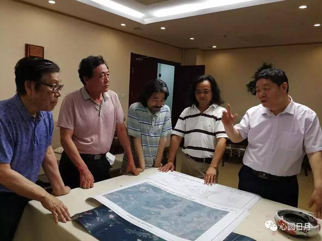 姜明安图书馆与陈海安艺术馆选址成功
