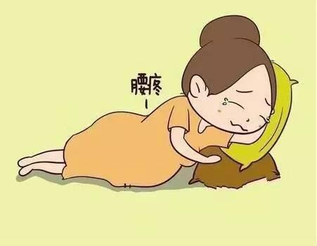 孕晚期腹痛_1,孕妈孕晚期肚子疼:这个感觉常被孕妈认为是早产征兆,其实引起肚子