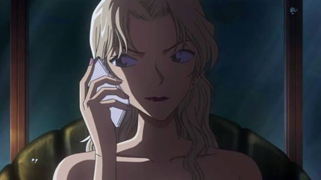 《名侦探柯南》那个亦正亦邪的女人,贝尔摩德有何魅力