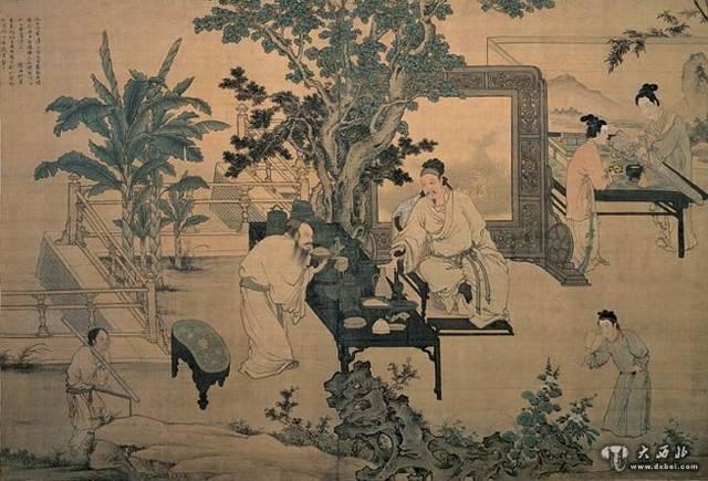 """""""夏至筵""""是夏至时的大餐,嫩竹的清香沁入白饭中,微微发黏,又十分甜蜜图片"""