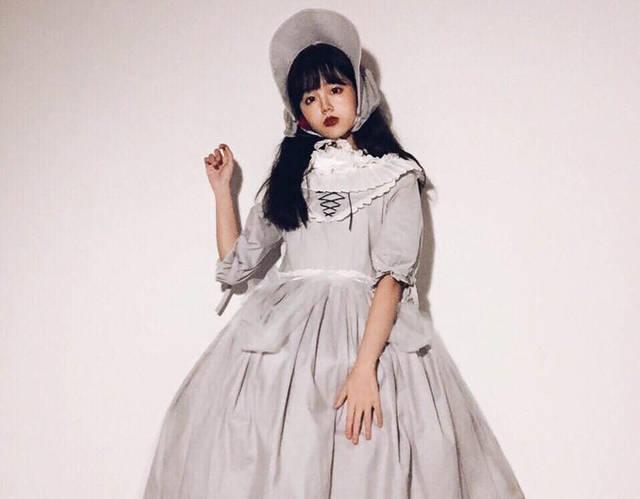 lolita小洋装,俘获你的少女心图片