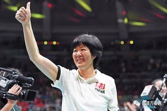 郎平说自己祖籍在武清,是她2008年3月22日率美国女排来武清体育馆