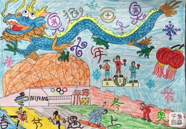 你眼中的奥林匹克精神是什么?你心中的冬奥会什么样?图片