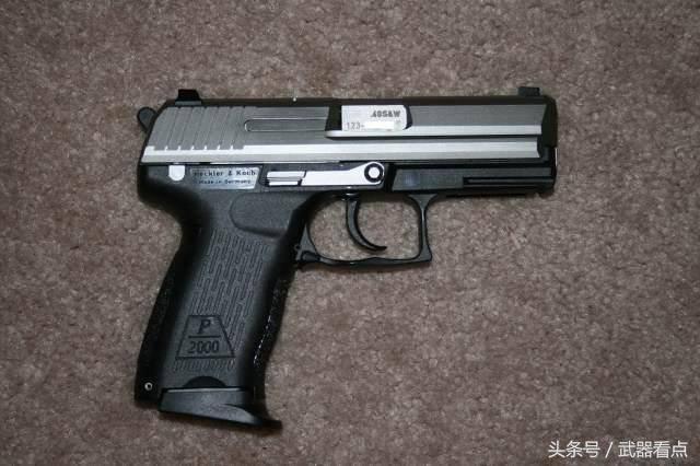 此外p2000还使用与usp紧凑型相同的弹匣和通用战术灯(utl).