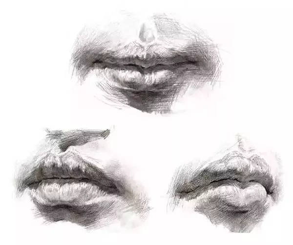 素描透视图画法立体