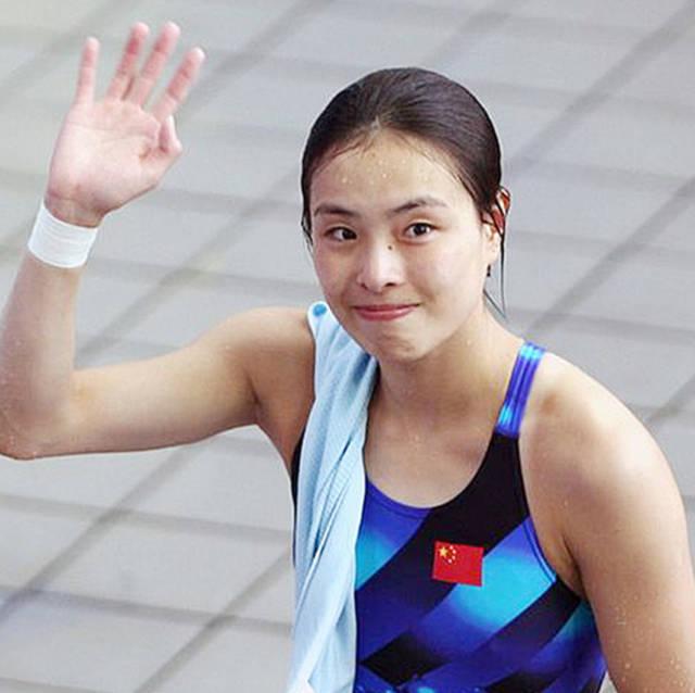中国跳水界的四大美女运动员,郭晶晶何姿上榜,谁将夺得第一?图片