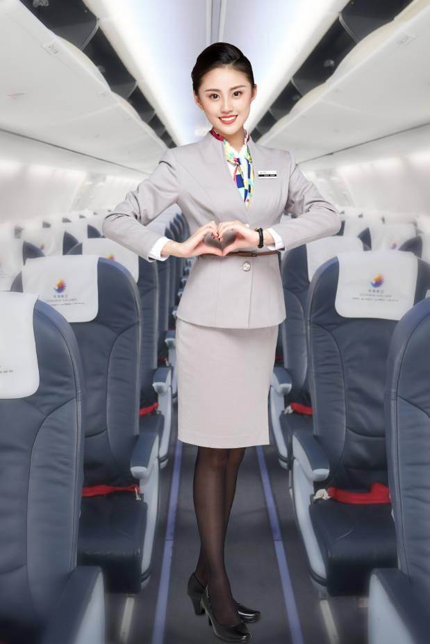东海航空走出中国最美空姐,网友:气质秒杀众女星