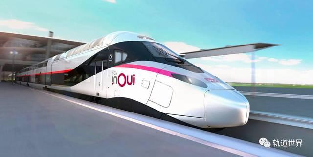 avelia horizon-阿尔斯通 sncf联合打造的法国下一代超高速列车