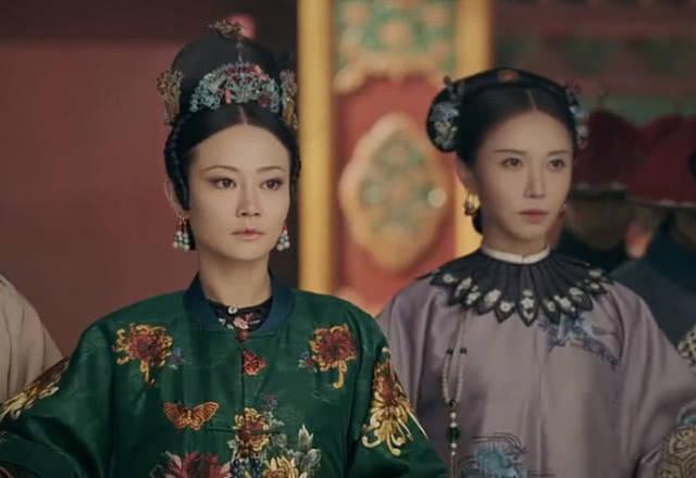欧洲王室的剹�n�c��c_《延禧攻略》嘉嫔双胞胎姐妹上线,成皇上宠妃,更与璎珞平起平坐